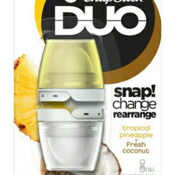 ChapStick® DUO Tropical Pineapple & Fresh Coconut uploaded by alejandra m.