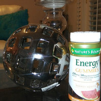 Nature's Bounty® Energy Gummies uploaded by Arvetta F.