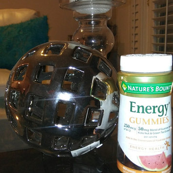 Photo of Nature's Bounty® Energy Gummies uploaded by Arvetta M.