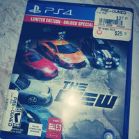 Ubisoft The Crew (PS4) - Pre-Owned uploaded by keren a.