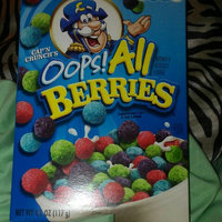 Cap'n Crunch's® Oops! All Berries® Sweetened Corn & Oat Cereal uploaded by BRANDY R.