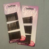 Goody Start Style Finish Stay Tight Bobbies Bobby Pins Black - 60 CT uploaded by Kayla F.