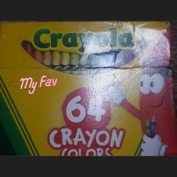 Photo of Crayola Crayons  64ct uploaded by RUTH G.