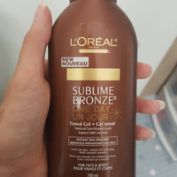 L'Oréal Paris Sublime Bronze One Day Tinted Gel, 6.7 fl oz uploaded by Karen D.