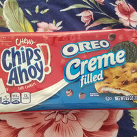 Nabisco Chips Ahoy! Chewy Oreo Creme Filled Cookies uploaded by Marie M.
