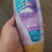 Gillette Venus with Olay Moisturizing Freesia Shower & Shave Cream uploaded by Sarah T.