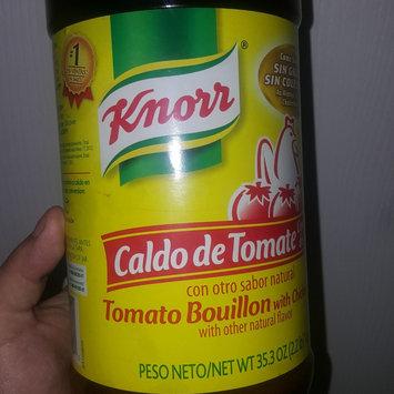 Knorr Hispanic Tomato W/Chicken Flavor Bouillon 35.3 Oz Jar uploaded by Judith C.