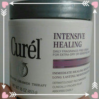 Curél® INTENSIVE HEALING DAILY FRAGRANCE-FREE CREAM FOR EXTRA-DRY OR SENSITIVE SKIN uploaded by Felicia M.