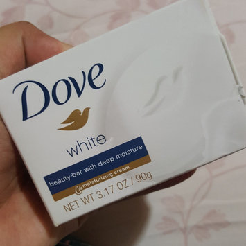 Dove White Cream Beauty Bar uploaded by Karla J.