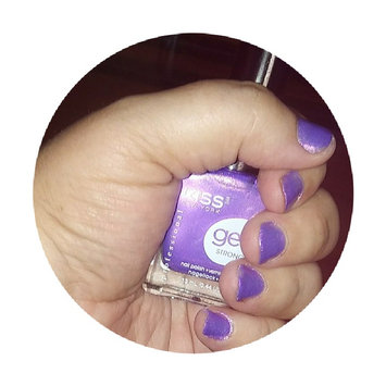 Photo of Kiss Nail Products, Inc. Everlasting Gel Polish, Kissed, .3 fl oz uploaded by Jessica K.