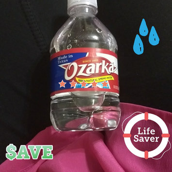 Photo of Ozarka® 100% Natural Spring Water uploaded by Robyn D.