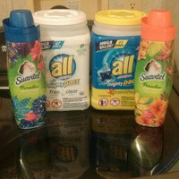 all® free clear mighty pacs® Laundry Detergent 67 Loads 2.95 lb. Tub uploaded by Sandra C.