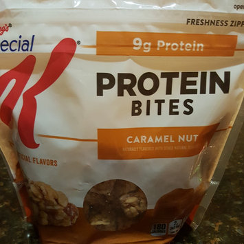 Photo of Special K® Kellogg's Caramel Nut Protein Bites uploaded by Heather S.