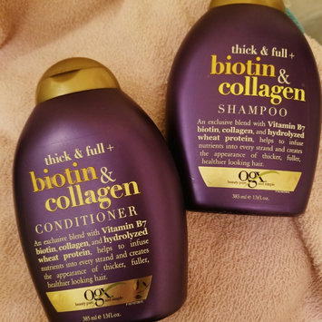 Photo of OGX® Biotin & Collagen Shampoo uploaded by Emily R.