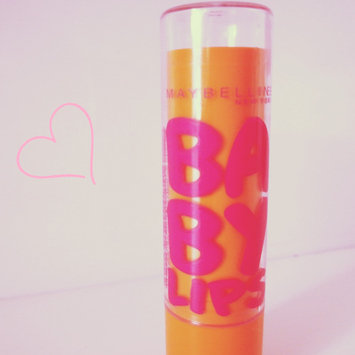 Maybelline Baby Lips® Moisturizing Lip Balm uploaded by Klaudia J.