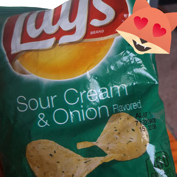 Lay's Kosher Salted Potato Chips uploaded by Rosa N.
