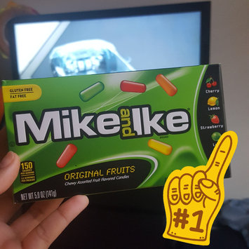 Photo of MIKE AND IKE® Original Fruits uploaded by Rosa N.