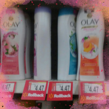Photo of Olay Luscious Embrace Cleansing Body Wash uploaded by Ashley H.