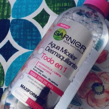 L'Oreal Garnier Skin Micellar Cleansing Water 400 ml by HealthMarket uploaded by Deisy H.