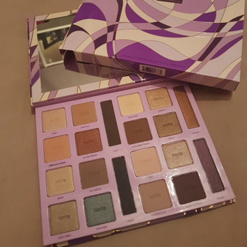 tarte Color Vibes Amazonian Clay Eyeshadow Palette uploaded by Jade C.