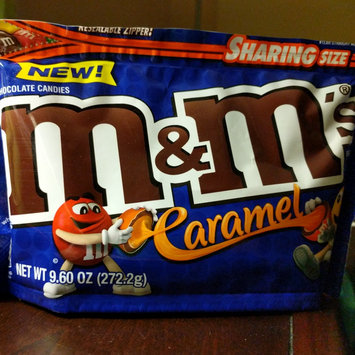 Photo of M&Ms Caramel uploaded by Heather L.
