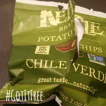 Photo of KETTLE BRAND®Potato Chips Chile Verde uploaded by Raj L.
