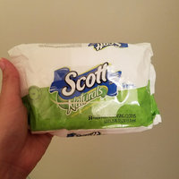 Scott Naturals Flushable Wipes uploaded by Briana H.