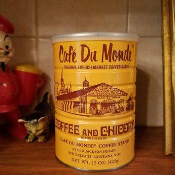 Photo of Cafe Du Monde Coffee Chicory, 15-ounce (Pack of 2) uploaded by Denise H.