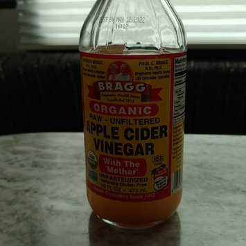 Photo of A.M. HW Bragg Apple Cider Vinegar 16oz uploaded by ashley r.