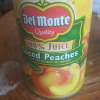 Del Monte® Sliced Yellow Cling Peaches in 100% Juice uploaded by Keiondra J.