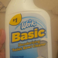 The Works Disinfectant Toilet Bowl Cleaner uploaded by Stacey H.