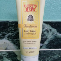 Burt's Bees Radiance Body Lotion with Royal Jelly uploaded by Denise H.