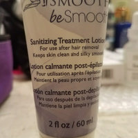 Satin Smooth Be Smooth Sanitizing Skin Treatment uploaded by Semaria S.