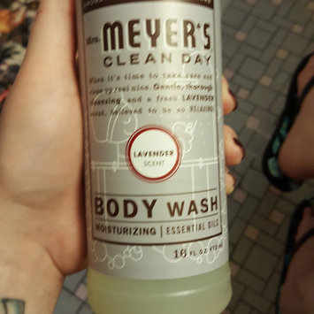 Mrs. Meyer's Body Wash Lavender - 16oz uploaded by Ashley C.