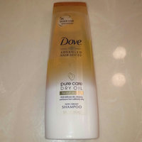 Dove Beauty Pure Care Dry Oil for Dull Dry Hair Shampoo uploaded by Carolyn H.