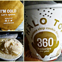 Halo Top Chocolate Chip Cookie Dough Ice Cream uploaded by Brandee M.