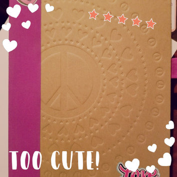 Eksuccess Brands SMASH Cutesy Folio 40 Pages-With Pen And Glue uploaded by Jessica H.