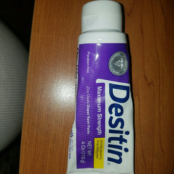 Desitin Diaper Rash Cream uploaded by laura m.