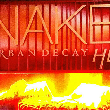 Urban Decay Naked Heat Eyeshadow Palette uploaded by Karen W.