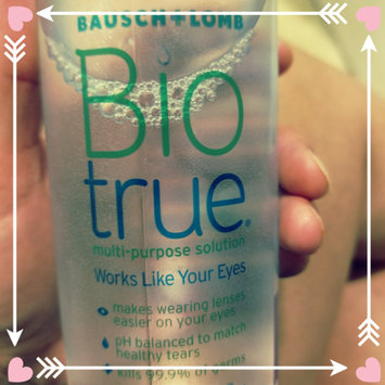 Bausch & Lomb Biotrue Multi Purpose Solution uploaded by Diana A.