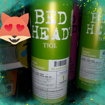 TIGI Bed Head Urban Anti+dotes Re-Energize Shampoo uploaded by Jessica Q.