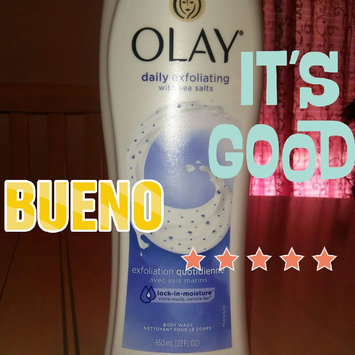Photo of Olay Daily Exfoliating Body Wash uploaded by Olivia M.