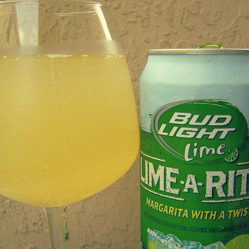 Photo of Bud Light Lime-A-Rita  uploaded by ashley r.