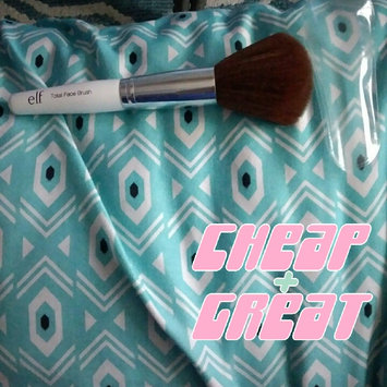 Photo of e.l.f. Cosmetics e.l.f. Total Face Brush uploaded by Valerie D.