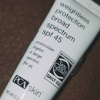 PCA Skin Weightless Protection Broad Spectrum SPF 45, 2.2 Oz uploaded by keren a.