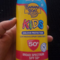 Banana Boat Kids Kids Max Protect & Play Continuous Spray Sunscreen uploaded by Judith C.