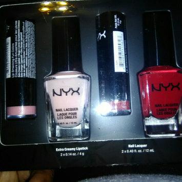 NYX Cosmetics Matte Lipstick uploaded by Elyssa F.