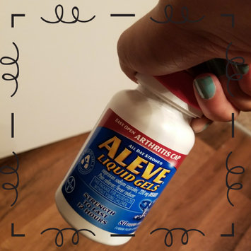Photo of Aleve Pain Reliever/Fever Reducer, 220mg, 150 count uploaded by Gael L.