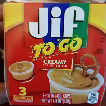 Photo of Simply Jif Peanut Butter Creamy uploaded by Semaria S.