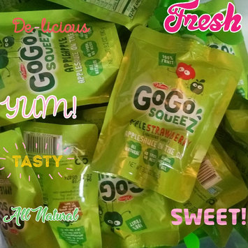 Photo of GoGo SQUEEZ APPLE STRAWBERRY APPLESAUCE ON THE GO uploaded by Jessica V.
